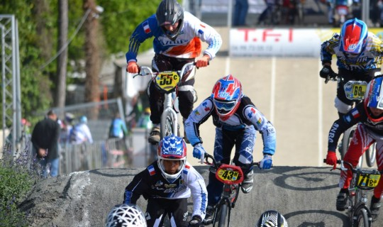 plaque bmx race