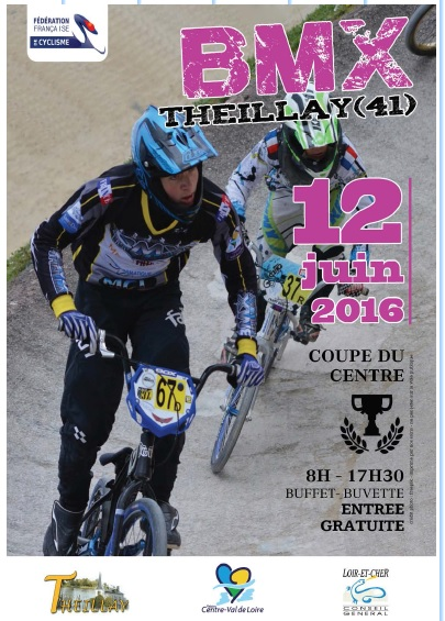 course bmx theillay